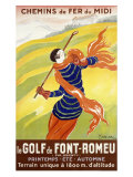 Le Golf de Font-Romeu