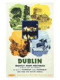 Dublin  Nightly from Holyhead