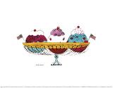 Ice Cream Dessert  c1959