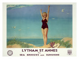 Lytham St Annes for Sea Breezes and Sunshine