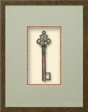 Castle Tower Key (Keys of the Renaissance Collection)