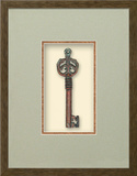 *Exclusive*  Secret Garden Gate Key (Keys of the Renaissance Collection)