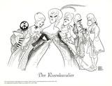 Der Rosenkavalier  with Pavarotti