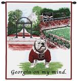 University of Georgia Bulldog  Georgia on My Mind