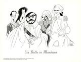 Un Ballo in Maschera  with Pavarotti