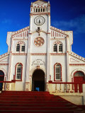 Facade of Church  Vava'U Group  Tonga