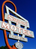 Motel Sign in Midwest
