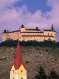 Krasna Horka Castle  Krasnohorske Podhradie  Near Roznava  Slovakia