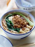 Dan Dan Noodles  Sichuan Cuisine  Chongqing  China