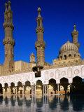 Al-Azhar Mosque  Cairo  Egypt