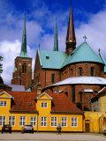 Roskilde Domkirke  Roskilde  Denmark