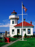 Mukilteo Lighthouse  Mukilteo  Washington