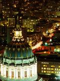 City Hall Dome  San Francisco  California
