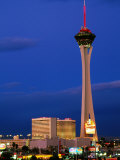 Stratosphere Tower  Las Vegas  Nevada