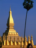 Phra That Luang  Vientiane  Vientiane Prefecture  Laos