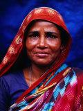 Rice Trader at Market  Dhaka  Bangladesh