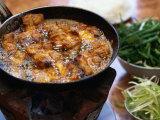 Pan of Fried Fish  Hanoi  Hanoi  Vietnam