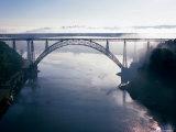 Ponte de Dona Maria Ria over Douro River  Sao Joao  Porto  Douro  Portugal