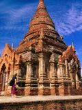 Izagonna Temple Complex  Bagan  Mandalay  Myanmar