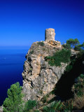 Mirador of Ses Animes  Near Banyalbufar  Banyalbufar  Balearic Islands  Spain