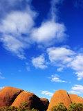 Kata Tjuta  Uluru-Kata Tjuta National Park  Northern Territory  Australia
