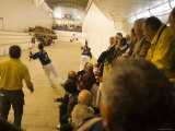 Trinquet Being Played in Trinquet Pelayo Stadium  Central  Valencia  Spain