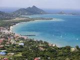 Hillsborough Bay from Princess Royal Hospital  Grenada