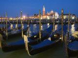 View Towards Chiesa di San Giorgio Maggiore  Venice  Italy