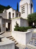 Wrigley's Memorial Wrigley Botanical Garden  Santa Catalina Island  California