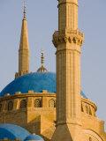Grand Mosque  Beirut  Bayrut  Lebanon