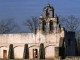 Mission San Juan at San Antonio Mission Nh Park  San Antonio  Texas