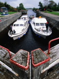 Carrick Craft  Albert Lock  Jamestown  Upper Shannon  Ireland