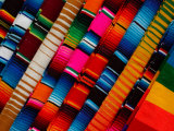 Traditional Textiles for Sale in Zona Romantica  Mexico