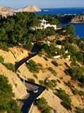 Cubells  Residential Hillside Overlooking Mediterranean  Ibiza  Balearic Islands  Spain