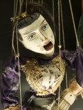 Marionet  Museu Da Marioneta  Sao Bento  Lisbon  Portugal