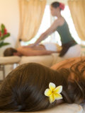 Couples' Massage at Hanoa Spa  Hotel Hana-Maui  Hawaii