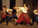 Traditional Folk Dance Performance  Ukraine  Odessa