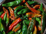 If The Chile Ain&#39;t Hot Enough  The Cook&#39;s Not Mad Enough - New Mexican Adage  Chimayo  New Mexico