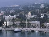Waterfront  Crimeayalta  Ukraine