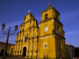 Iglesia de la Recoleccion  Leon  Nicaragua