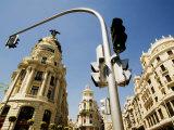 Edificio Metropolis  Madrid  Comunidad de Madrid  Spain
