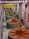 Generators  Bonneville Dam Powerhouse  Columbia River Gorge  Oregon