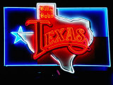 Neon Sign  Billy Bob&#39;s Texas Honky Tonk  Fort Worth  Texas