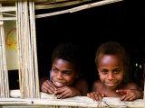 Custom Children  Tanna Island  Tafea  Vanuatu