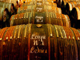 Barrels of Hennessy Cognac  Cognac  Poitou-Charentes  France