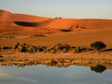 Sossusvlei  Hardap  Namibia