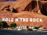 Hole-In-The-Rock Souvenirs Near Moab  Moab