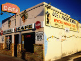 Joe and Aggies Cafe  Route 66  Holbrook  Arizona