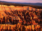 Bryce Canyon at Dawn  Seen from Bryce Point
