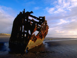 Wreck of Peter Iredale  Oregon